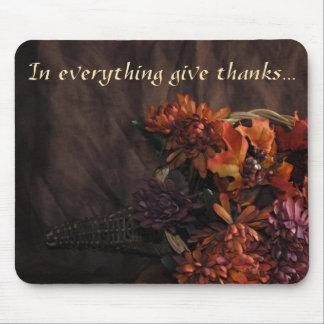 """""""In alles het Stootkussen van de Muis van de Thank Muismat"""