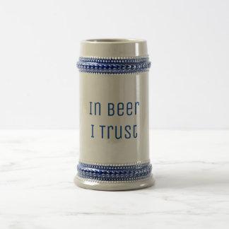 In Bier I de Grappige Typografie die van het Bierpul