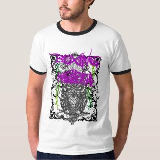 In dozen doende Helena Owl Ringer T-Shirt