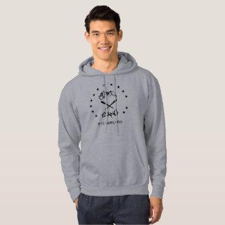 in fu***** wereld hoodie