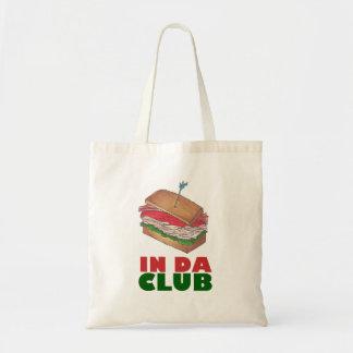 In Gift Foodie van de Winkel van de Sandwich van Draagtas