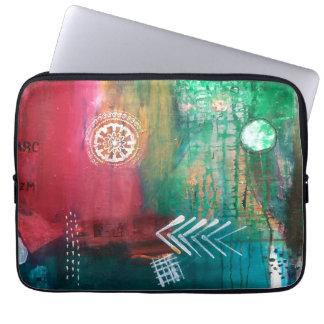 In het Sleeve van Macbook van Diepten Laptop Sleeve