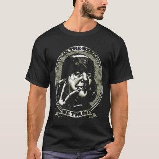 In het Westen dat wij hebben vertrouwd op T Shirt
