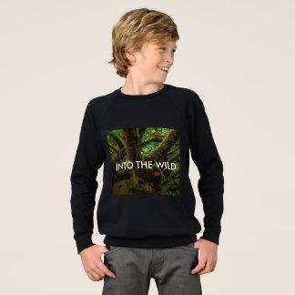 In het Wilde Magische BosSweatshirt van Jongens Sweater