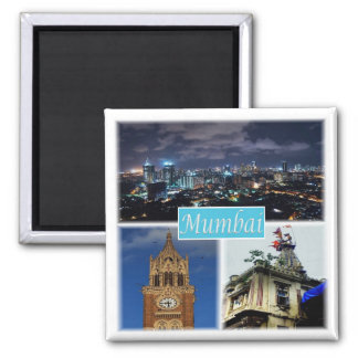 IN * India - Mumbai Bombay Magneet
