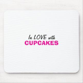 In Liefde met Cupcakes Muismatten