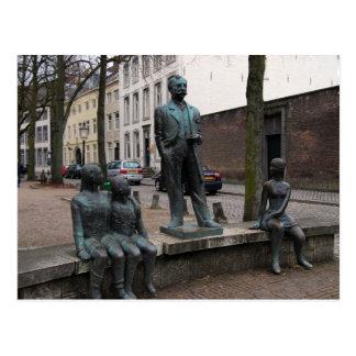 In Maastricht Briefkaart