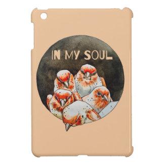 in mijn ziel hoesje voor iPad mini