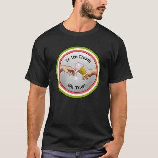 In Roomijs dat wij hebben vertrouwd op T Shirt
