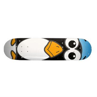 In zones ondergever*deelde uit Pinguïn 20,0 Cm Skateboard Deck