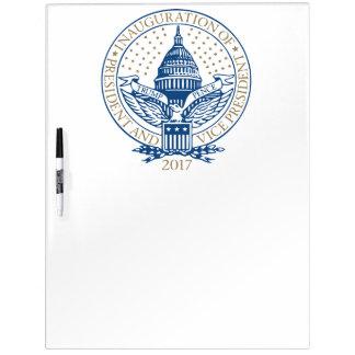 Inauguratie van het Logo van het President van de Whiteboard