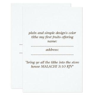 inbegrepen steen standaard witte envelop kaart