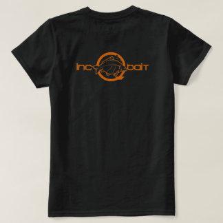 incQbait het logoT-shirt van de Mandarijn van het T Shirt
