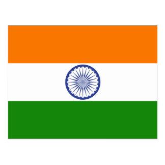 India Briefkaart