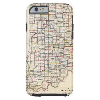 Indiana 2 tough iPhone 6 hoesje