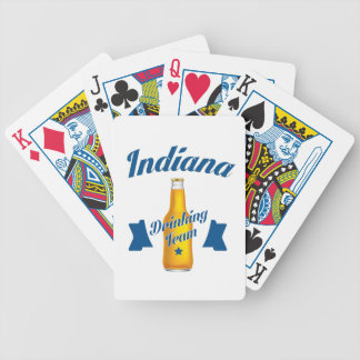 Indiana die team drink poker kaarten