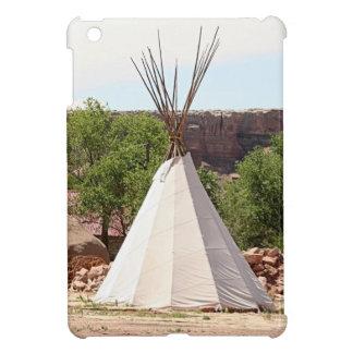 Indisch tipi, pioniersdorp, Utah iPad Mini Cover