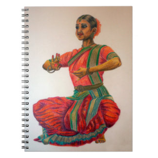 Indische dans I Notitieboekje Notitieboek