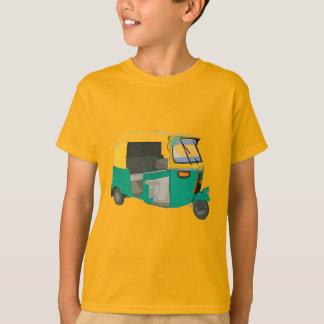Indische Riksja T Shirt