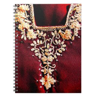 Indische Salwar Kameez Notitieboek