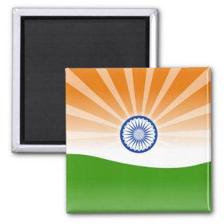 Indische zon magneet
