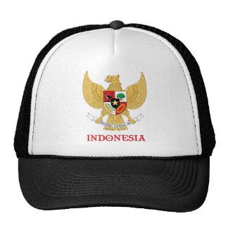INDONESIË - verbinding/embleem/blazon/wapenschild/ Mesh Pet