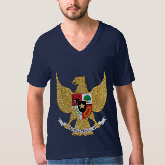 Indonesische nationale embleemT-shirt T Shirt