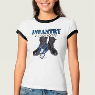 Infanterie Fianc? e T Shirt