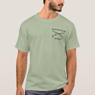 INFANTERIE, Spokane Airsoft, INFANTERIE T Shirt