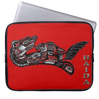 Inheems Amerikaans Laptop van de Kunst van de Laptop Sleeve