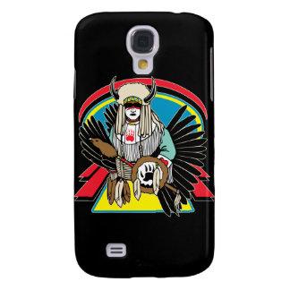 Inheemse Amerikaanse Ceremonie Galaxy S4 Hoesje