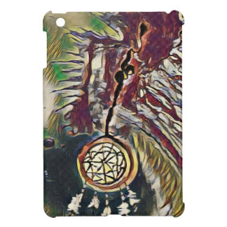 Inheemse Amerikaanse Dreamcatcher iPad Mini Cases