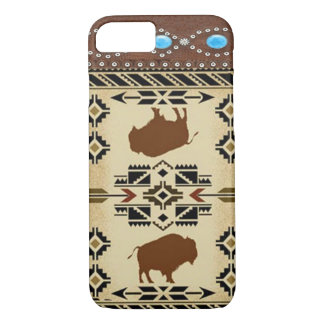 Inheemse Amerikaanse Westerne iPhone 7 van iPhone 8/7 Hoesje