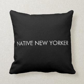 Inheemse Newyorker Sierkussen