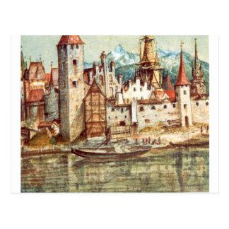 Innsbruck door Albrecht Durer Briefkaart