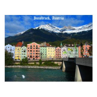 Innsbruck Oostenrijk Briefkaart