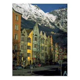 Innsbruck, Oostenrijk in Europa Briefkaart