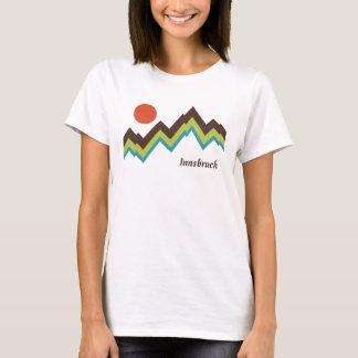 Innsbruck Oostenrijk T Shirt