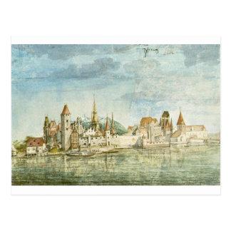 Innsbruck van het Noorden door Albrecht die Durer Briefkaart