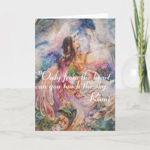 Citaten Hart Onder De Riem : Rumi citaten cadeaus zazzle