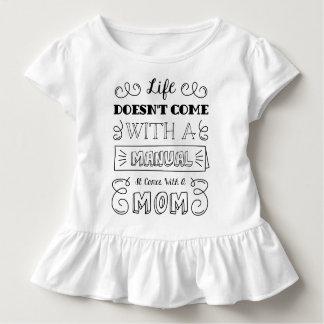 Inspirerend Citaat | van het Leven en van het Kinder Shirts