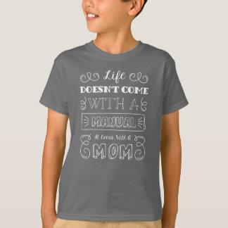 Inspirerend Citaat | van het Leven en van het T Shirt