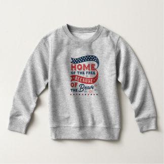 Inspirerend Huis van het Vrije Sweatshirt van de