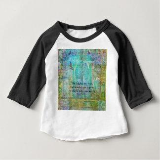 Inspirerend Nietzsche STIJGT citaat Baby T Shirts