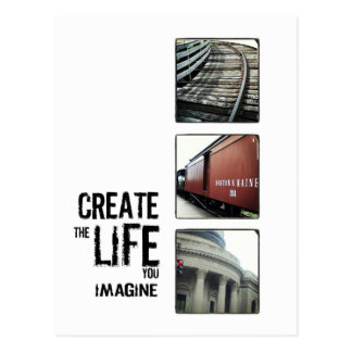 instagram inspirerend foto briefkaart