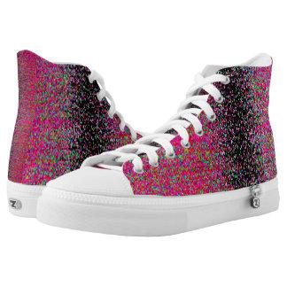 instagram Vancouver 2015 hoogste kleurenschoenen High Top Schoenen