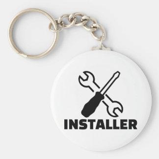 Installateur Sleutelhanger