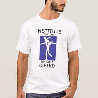 INSTITUUT voor SEKSUEEL BEGAAFD - INSTRUCTEUR T Shirt