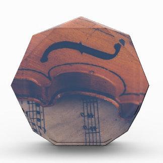 Instrument van het Instrument van de Muziek van de Acryl Prijs