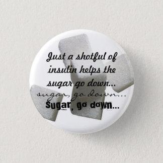Insuline Diddy Ronde Button 3,2 Cm